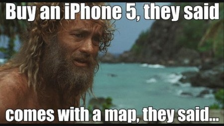 applemapsfunny