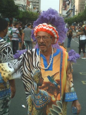 Shangai, no Dia da Consciência Negra - Manaus 2007