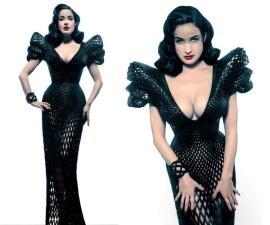 Vestido impresso em 3D
