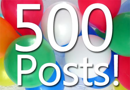 500posts