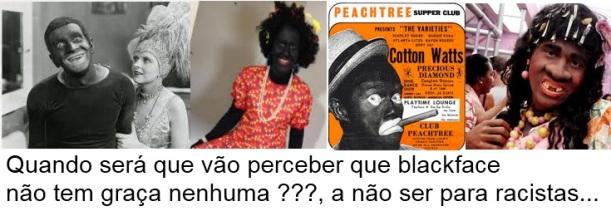 blackface-não-tem-graça